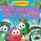 25 Favorite Bible Songs 0820413116125 by VeggieTales CD