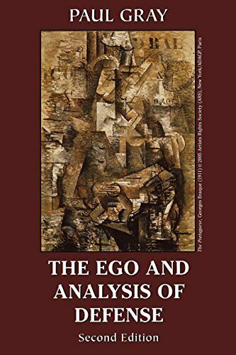 The Ego and Analysis of Defense, Gray, Paul 9780765703361 Fast Free Shipping,,