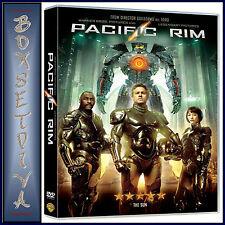 PACIFIC RIM - Idris Elba & Charlie Hunnam  **BRAND NEW DVD  **