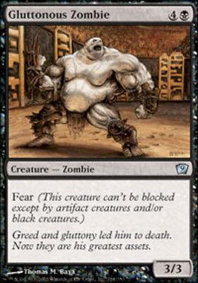 Fear X4 6th Edition *CCGHouse* Magic NM MTG
