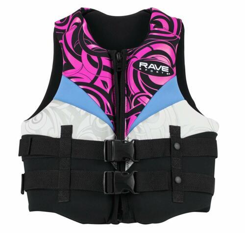 Coast-Guard Approved Jacket RAVE Sports Women/'s Neoprene Life Vest SmallU S