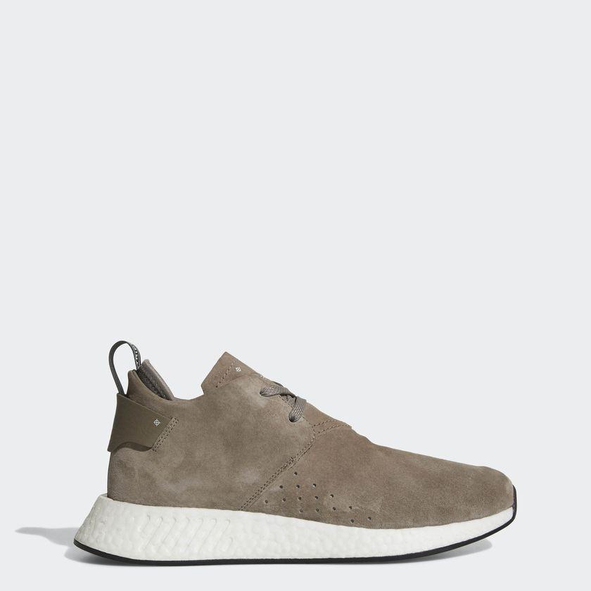 Adidas Originals Men's NMD_C2 Shoes Simple Brown/Core Black BY9913 b