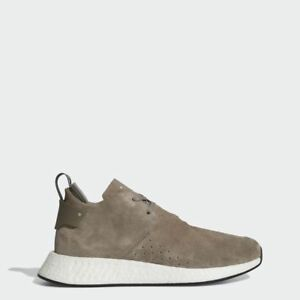 Adidas Originals Men's NMD_C2 Shoes Simple Brown/Core Black BY9913 b