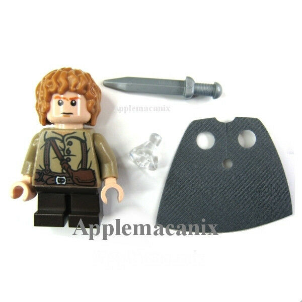 NEW LEGO The Lord of the Rings LOTR 9470 9470 9470 Shelob SAM SAMWISE GAMGEE Minifigure 968fdd