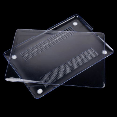 For Apple Mac Macbook Pro Retina11 12 13 15 Crystal Clear Hard Case Shell