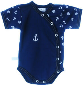 Baby & Toddler Clothing Girls' Clothing (newborn-5t) Baby Kurzarmbody 50 56 62 68 74 80 86 92 Body Wickelbody Unisex