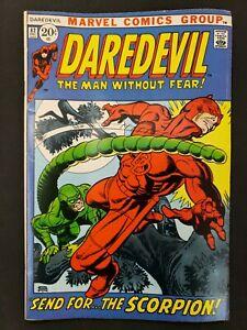 Daredevil-82-MARVEL-Comics-1971-Bronze-Age