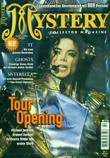 Mystery 1997/02 (Michael Jackson Magazine) Poster