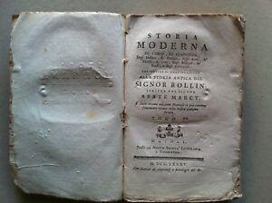 1785-RARISSIMA-STORIA-ROLLIN-MARCY-VOL-7-SUMATRA-GIAVA-BORNEO-MOLUCCHE