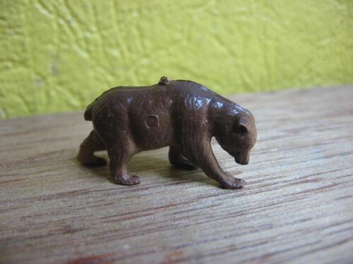 1//50 starlux wild animal zoo circus brown bear 30 x 17 mm