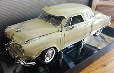 Highway 61 Studebaker 1951 Commander 1:18 Scale Die Cast Collectable vt