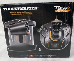 Brand New in Box Thrustmaster T.16000M (2960778) FCS Hotas Flight Stick