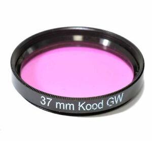 Filtro Kood bajo el agua 58mm Verde Magenta Agua Filtro