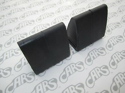 1939-1962 Chevrolet /& Corvette Lower Control Arm Bumpers Pair Bump Stops