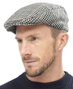 adb8d579f7f Image is loading Tom-Franks-Mens-Stylish-Fashion-Country-Flat-Cap-