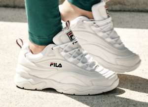 FILA 2018 RAY WHITE FS1SIA1160X UNISEX SHOES US Price reduction Great discount