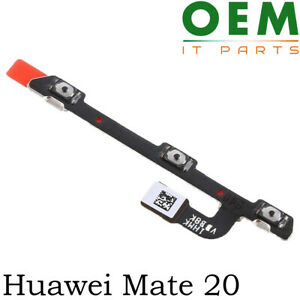 For-Huawei-Mate-20-Power-Button-On-Off-Volume-Up-Down-Button-Key-Flex-Cable-New