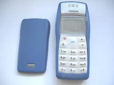 Nokia 1100 Hecho En Finlandia (Nueva Carcasa), Azul, el pasado y versión final
