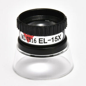 15X-Monocular-Magnifying-Glass-Loupe-Lens-Eye-Magnifier-Jewelry-Repair-Tool