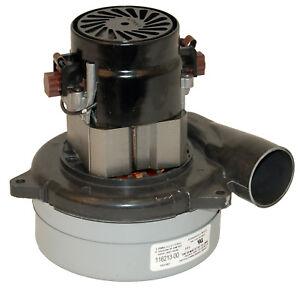 2 étape Ametek Tangentiel 240 V Pour Aspirateur Moteur Pour S'adapter Rugdoctor Mighty Pro Mpc-afficher Le Titre D'origine G84ozmi5-07220615-516300762
