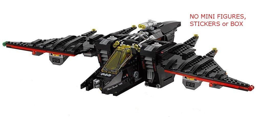 LEGO 70916 - The Batman Movie - The Batwing - NO MINI FIGS   BOX