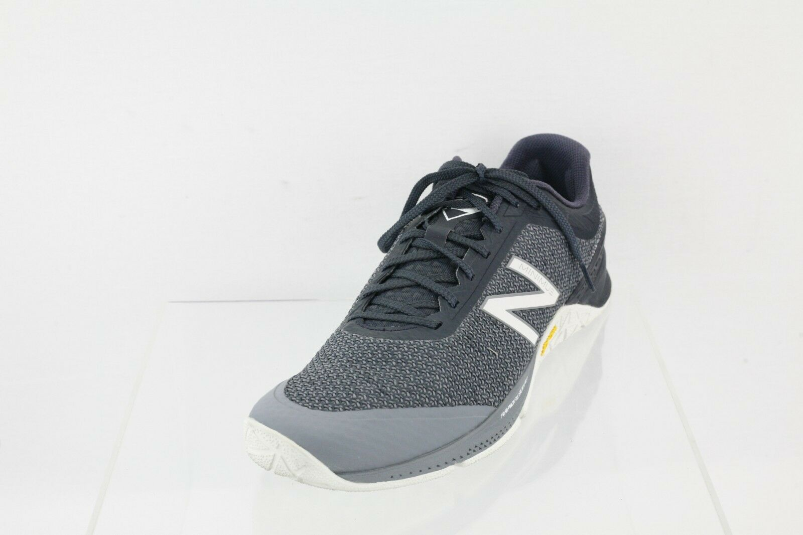 Men's New Balance MX40GP Grey Lace-up Athletic Running shoes Size 10 2E