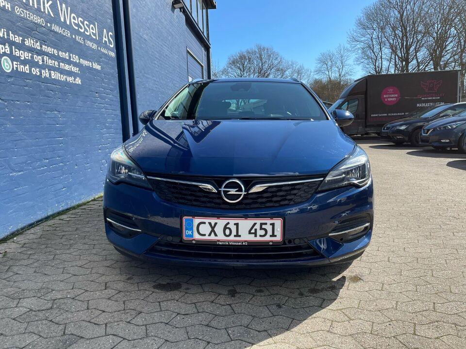 Opel Astra 1,4 T 145 Elegance Sports Tourer CVT Benzin aut.