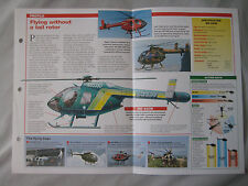 Aircraft of the World - McDonnell Douglas Helicopters MD520