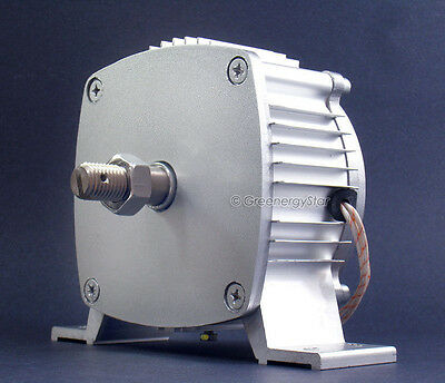 WindZilla 24 V AC Permanent Magnet Alternator Wind Turbine Generator PMA