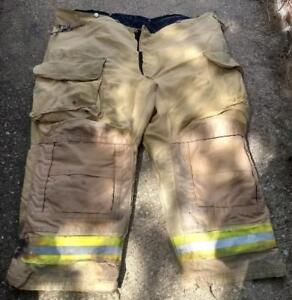 Janesville-Lion-Turnout-Pants-Firemans-Bunker-Pants-52-28