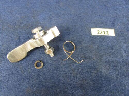 #1125 2328 Shopsmith 10ER Table Quadrant Trunnion Detent Release Lever MPN