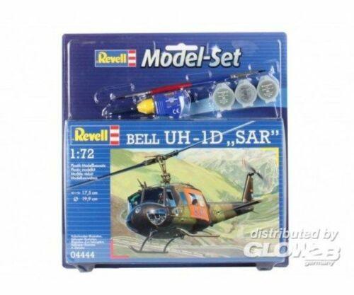 "Revell 64444 Model Set Bell UH-1D /""SAR in 1:72"