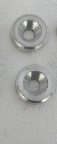 M8 Aluminium Retaining Countersunk Washer 8mm -Natural x 2 pcs