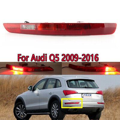 Rear Bumper Reflector Right Fits Audi Q5 2008