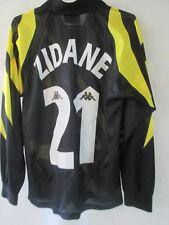 Juventus 1996-1997 Zidane 21 Cup Away Football Shirt Size Small LS /34715