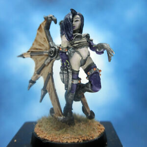 Painted-Privateer-Press-Miniature-Harpy
