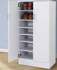 Shoe Cabinet in legno armadio Rack 7 ripiani fino a 30 paia di Scarpe Storage Box