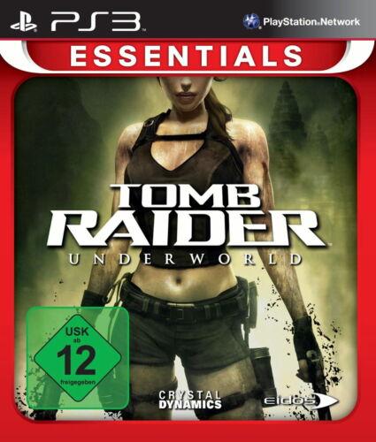 1 von 1 - Tomb Raider: Underworld (Sony PlayStation 3, 2012)