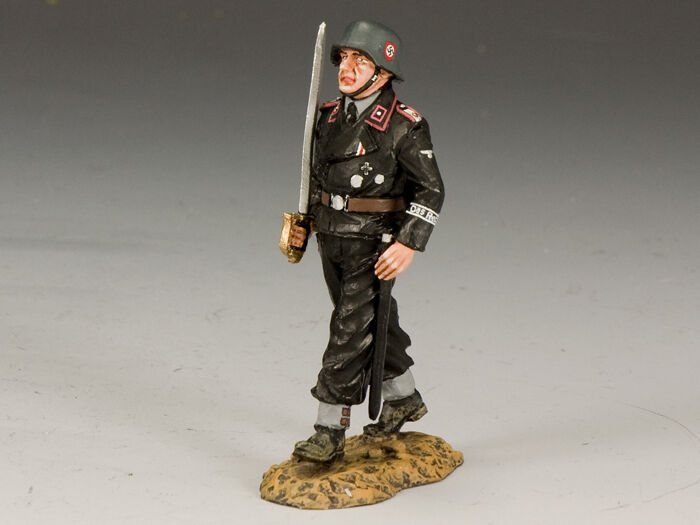 KING AND COUNTRY WW2 German Officer with Sword  WSS162 WS162