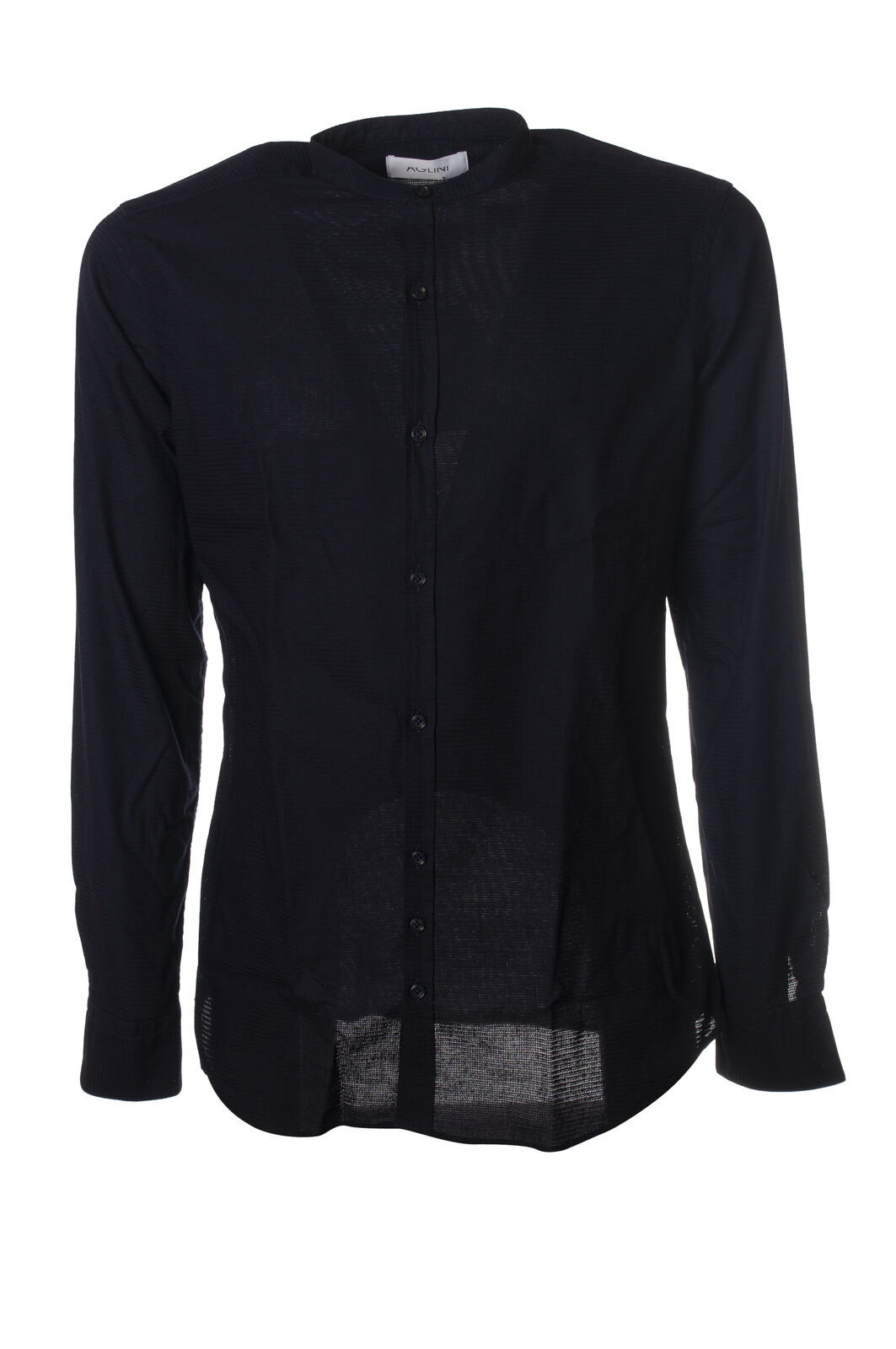 Aglini - Camicie-Camicia - Uomo - Blu - 6082421C190948