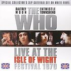 Isle of Wight Festival 1970 (3lp Gatefold 180g Vinyl) - The Who 5060310150067 .