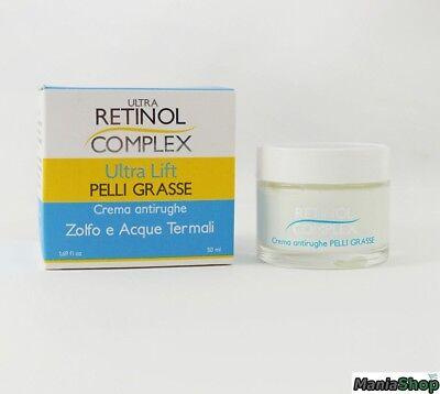 Crema Antirughe Pelli Grasse Retinol Complex - eBay