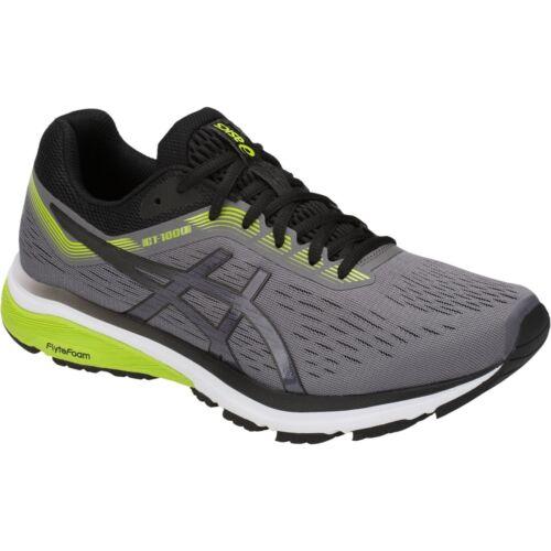 ASICS GT-1000 7 Shoe 2E Wide 1011A038.021 Men/'s Running Gray