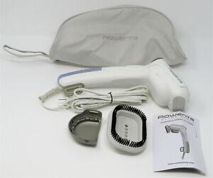 ROWENTA-Ultrasteam-Ultra-Steam-Handheld-Fabric-Steamer-Brush-Tested-Working