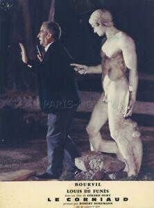 #phs.011793 Photo BOURVIL /& LOUIS DE FUNÈS 1965 LE CORNIAUD