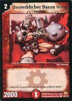 Duel Masters-Karte - Unsterblicher Baron Vorg