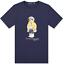 Polo-Ralph-Lauren-Yachting-Bear-Tee-Cruise-Navy miniature 1