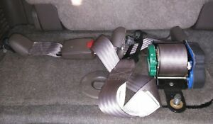 1998 toyota tacoma seat belt assembly
