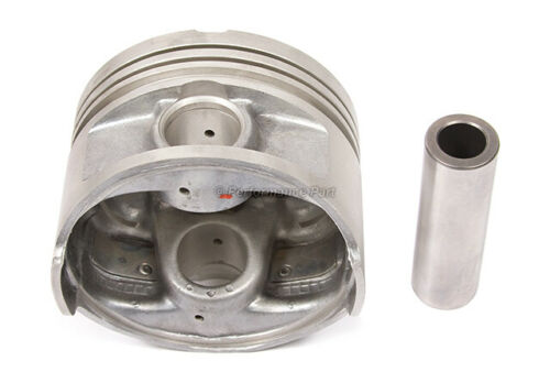 Pistons with Rings Fits Toyota 4Runner Pickup Celica 2.4L