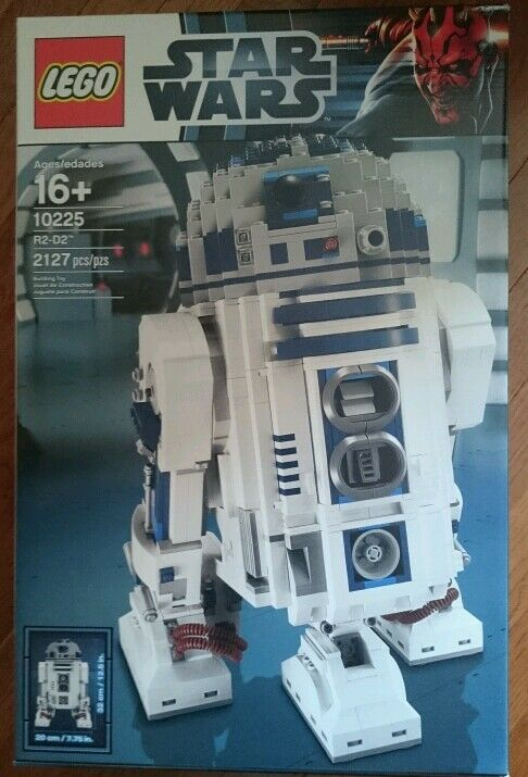 Nuevo fabricación Sellado Lego Star Wars UCS R2-d2 (10225) agotado